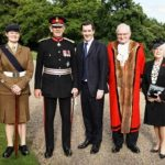 Act of Remembrance at Tatton Park
