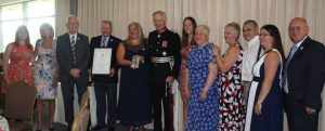 Committee of Northern Lights with The Lord Lieutenant
