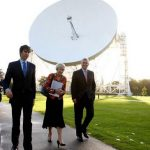 Duke of York at Jodrell Bank