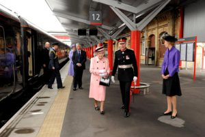 The Queen and The Lord Lieutenant