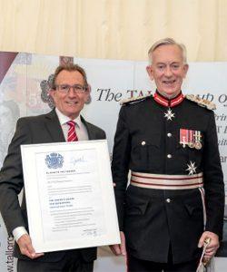 Queens Award for Voluntary Enterprise