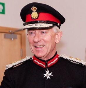 The Lord-Lieutenant, David Briggs