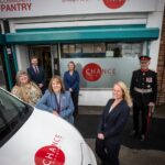Lord-Lieutenant at Chance Changing Lives in Crewe
